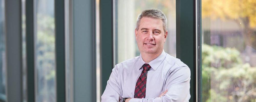 Oncologist Dr. David Hufnagel