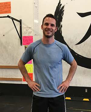 Beating cancer one burpee at a time