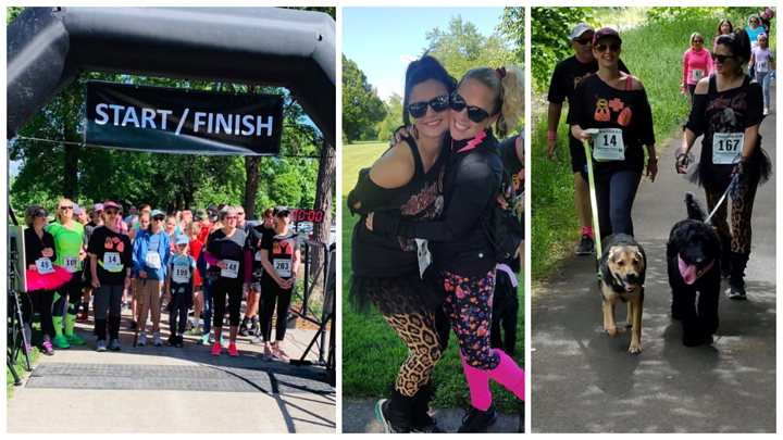 My Breast Friends 5K/10K event exceeds fundraising goal